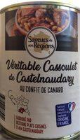 Veritable cassoulet de castelnaudary - Product - fr