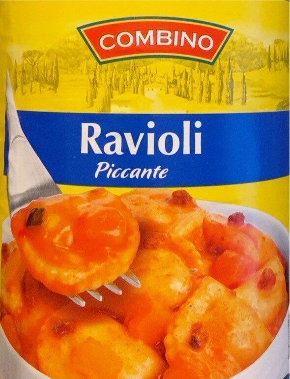 Ravioli Piccante - Product - en