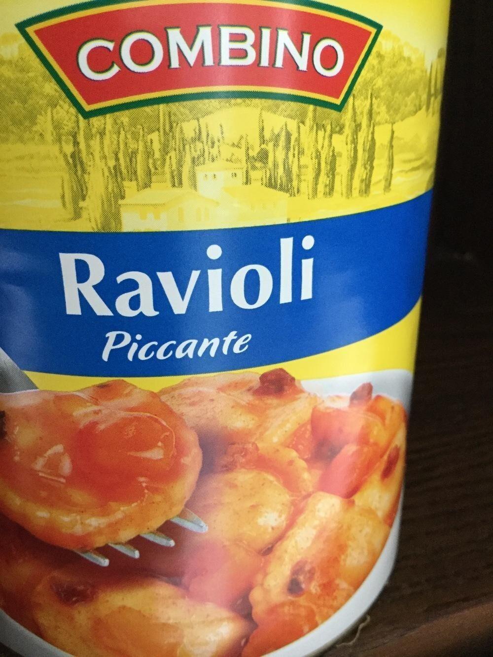 Ravioli Piccante - Produit - en