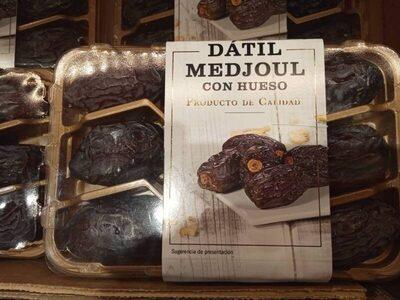 Dátil Medjoul con hueso