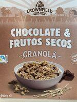 Crunchy Muesli - Prodotto - en