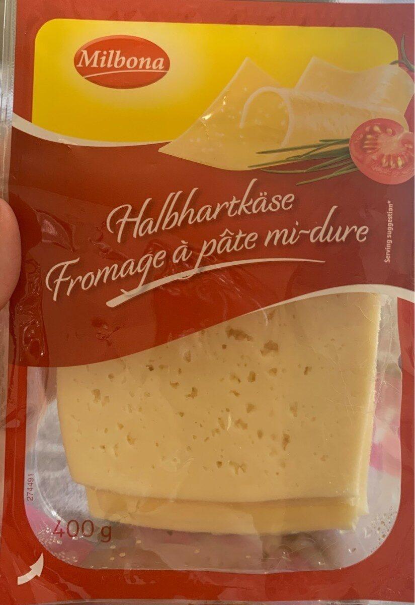 Fromage à pâte mi-dure - Produit - fr