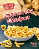 Frites au four Classiques - Product