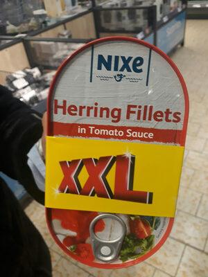 Herring fillets - Prodotto - fr