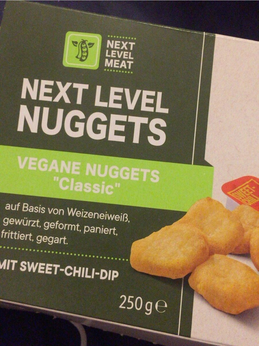 vegane nuggets « classic » - Product - fr