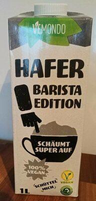 Hafer Barista Edition - Prodotto - de