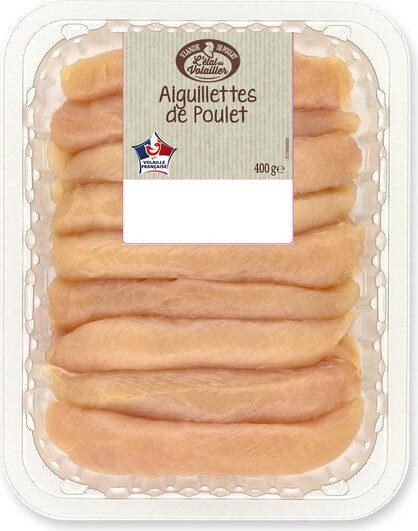 Aiguillettes poulet - Prodotto - fr
