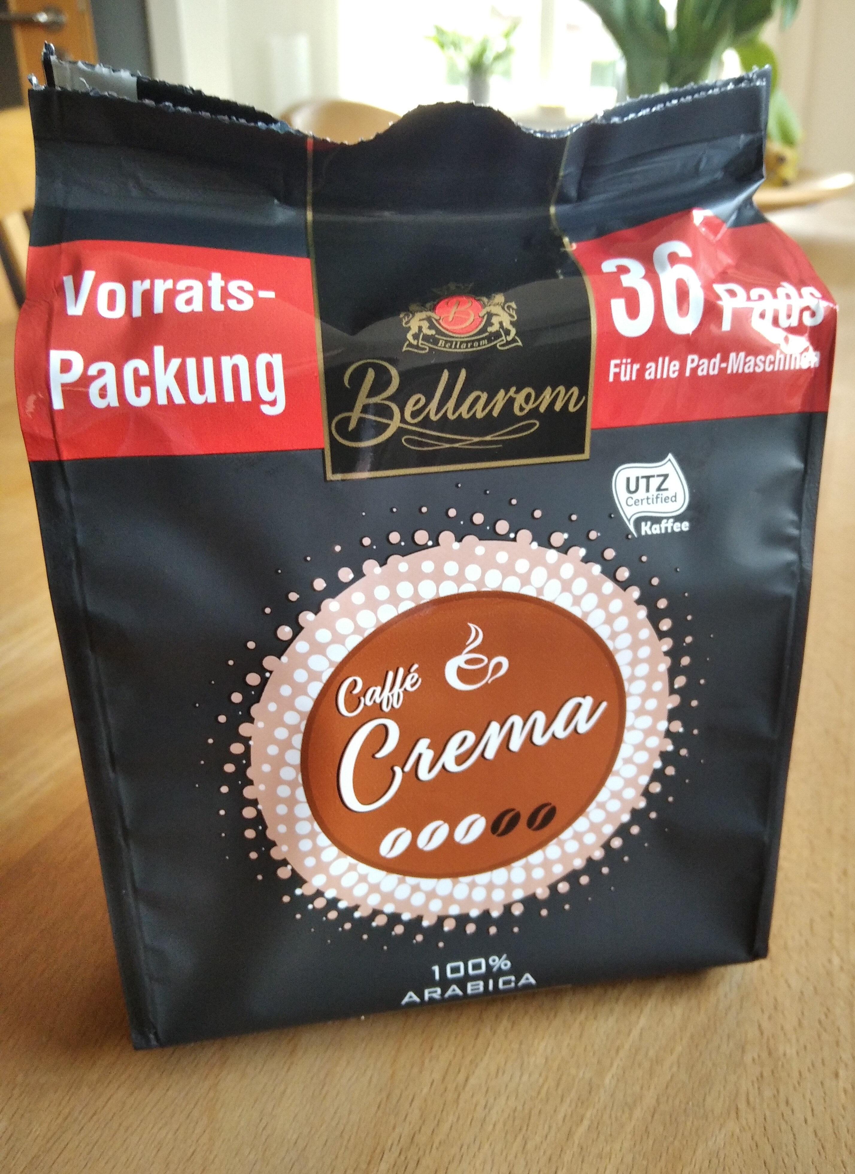 Caffé Crema - Prodotto - de
