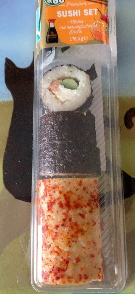 Sushi - Produit - de