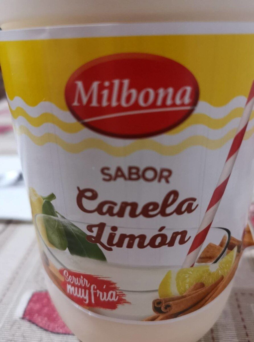 Bebida láctea canela y limón - Produit - es