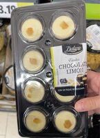 Vasito chocolate limon - Product - en