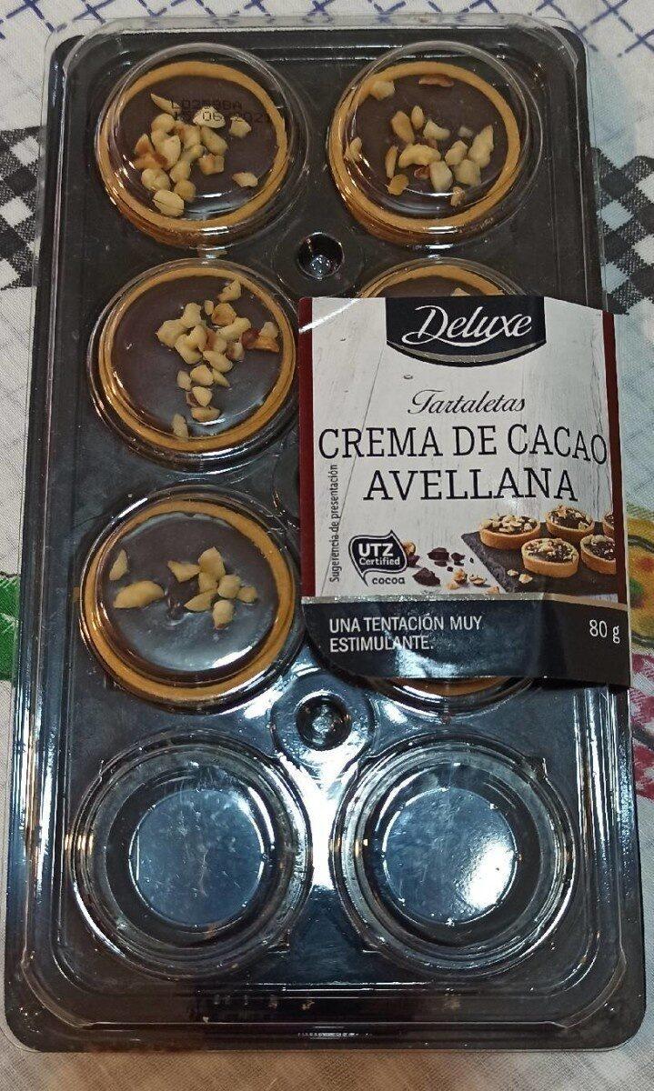 Crema de cacao avellana - Prodotto - es