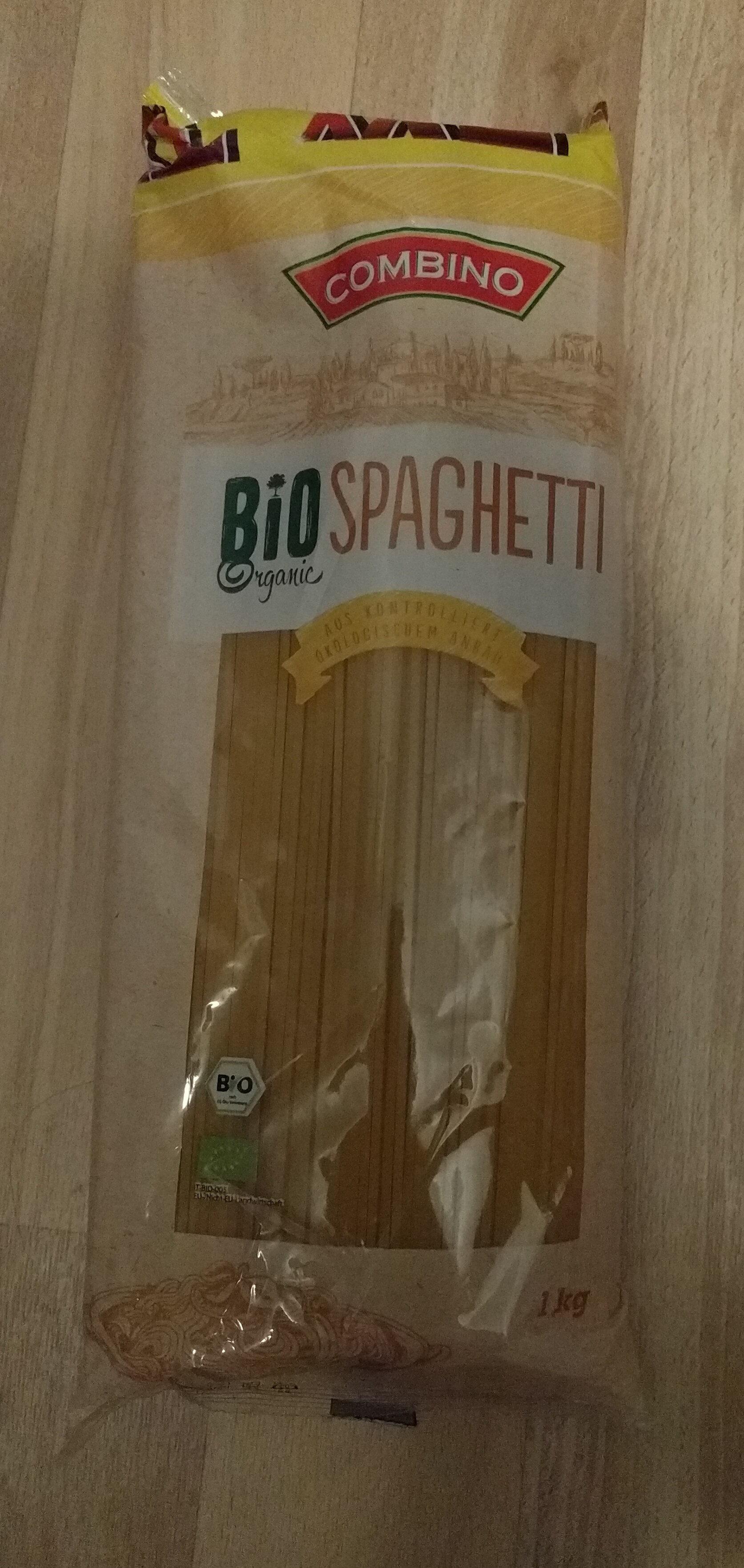 Bio Spaghetti - Производ - de