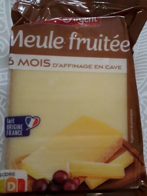 Meule fruitée - Prodotto - fr