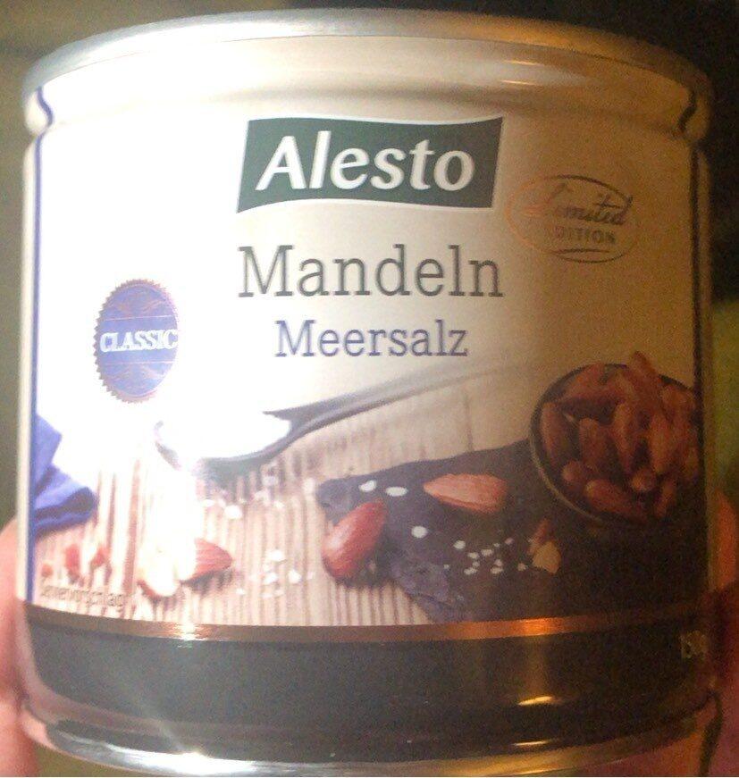Mandeln Meersalz - Produit - en