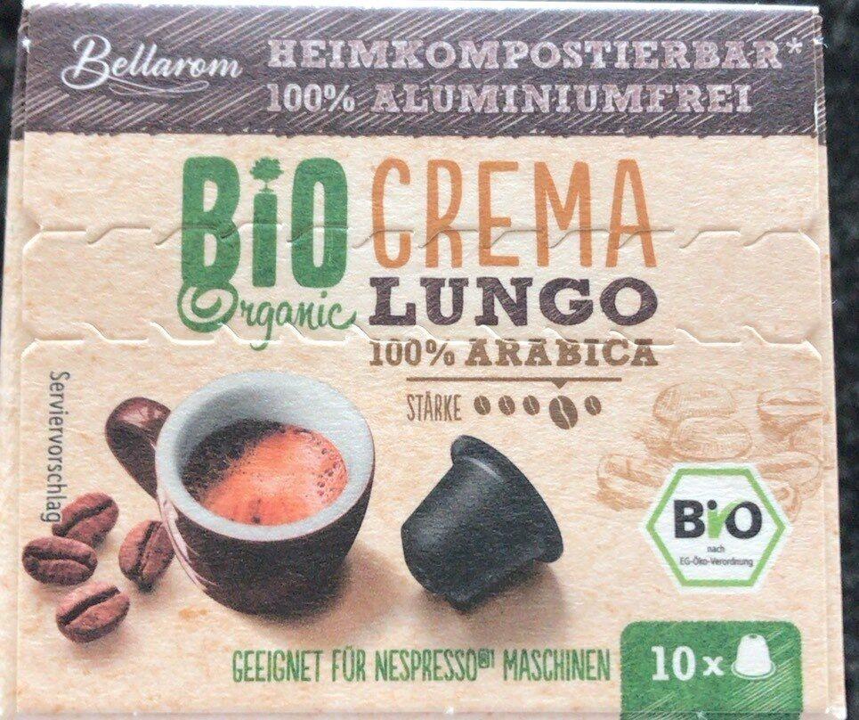 Crema Lungo - Produit - fr