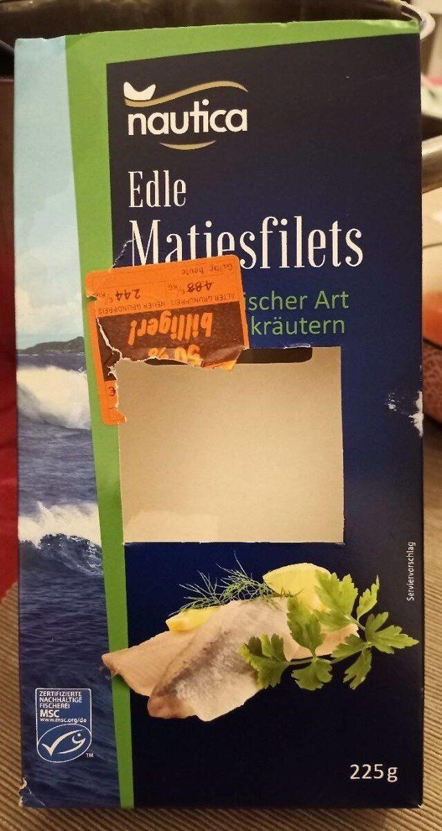 Edle Matjesfilets - Produkt - de