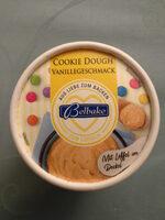 Cookie Dough Vanillegeschmack - Produit - de