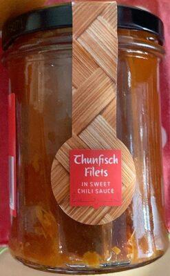 Thunfischfilets in sweet Chili-Sauce - Produkt - de