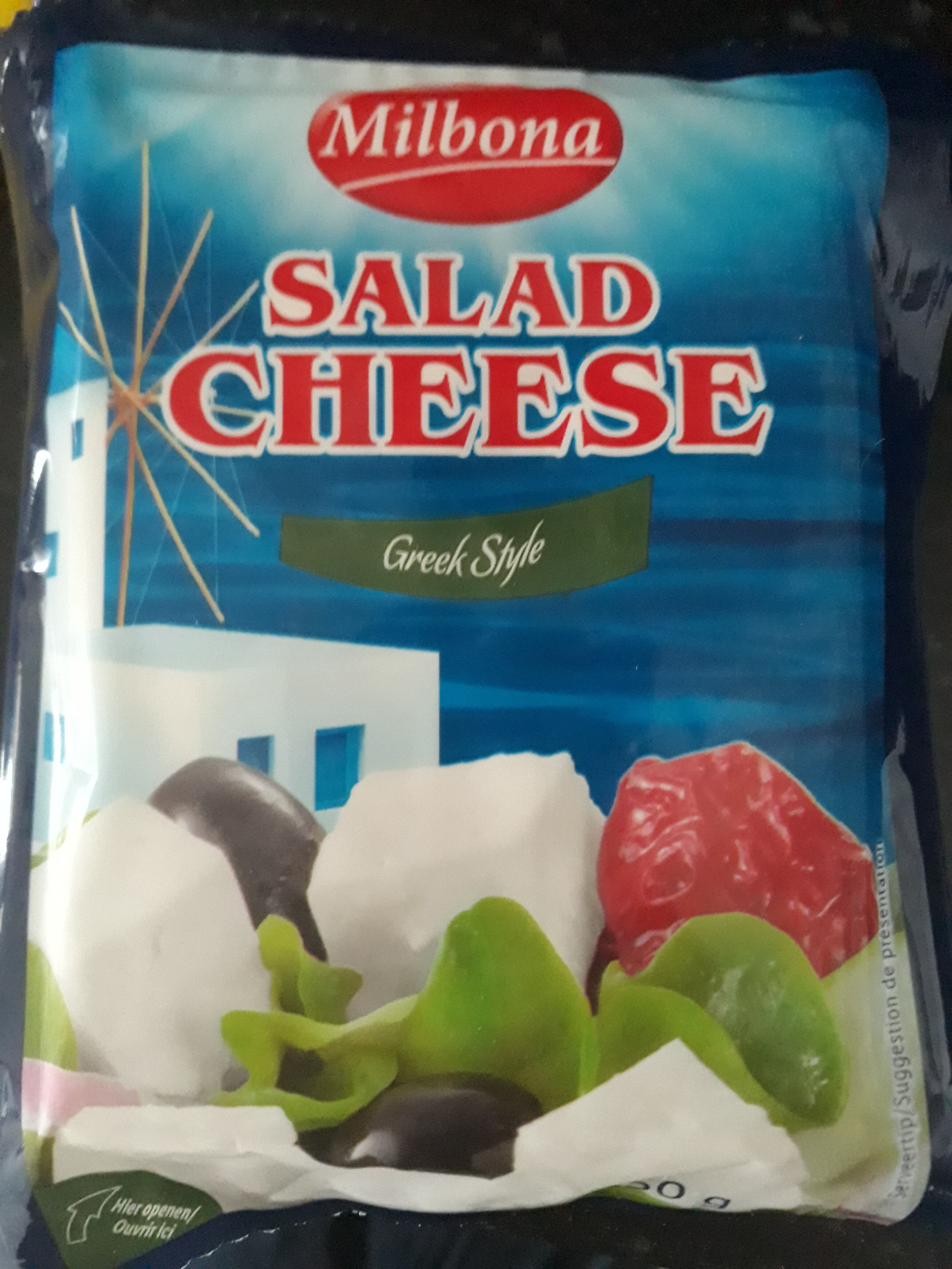 Salad cheese - Product - es