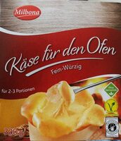 Käse für den Ofen - Produkt - de