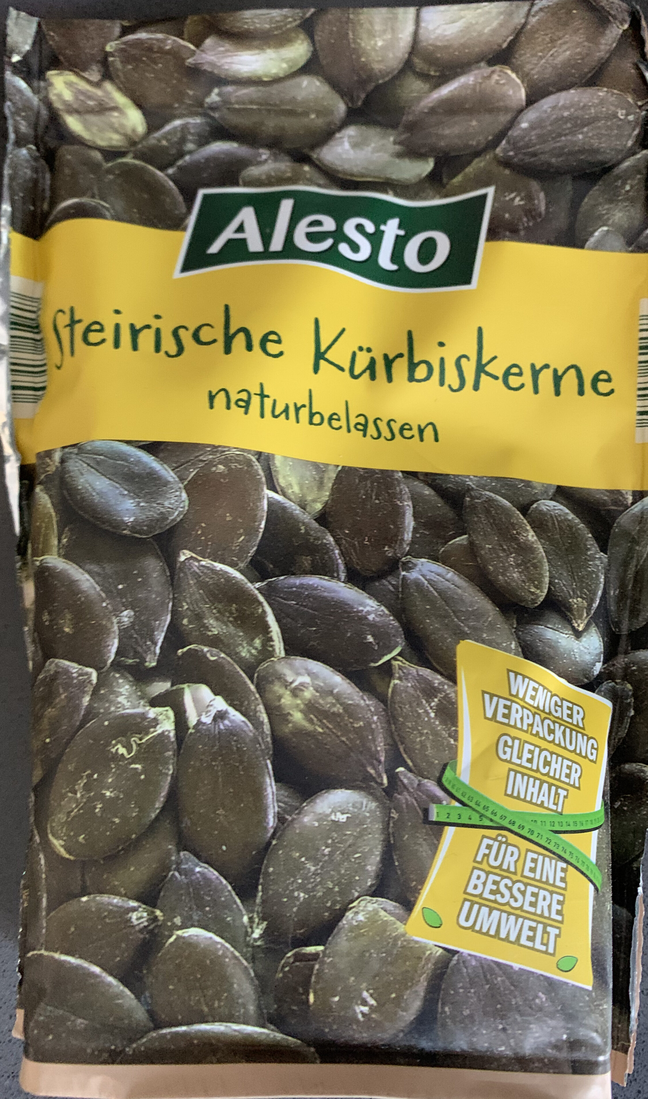 Steirische Kürbiskerne naturbelassen - Prodotto - de