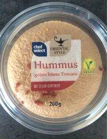 Hummus Getrocknete Tomate - Produkt - de