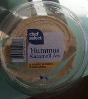 Hummus Karamell Art - Produkt - de