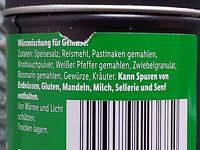 Würzmischung für Gemüse - Ingredienti - de
