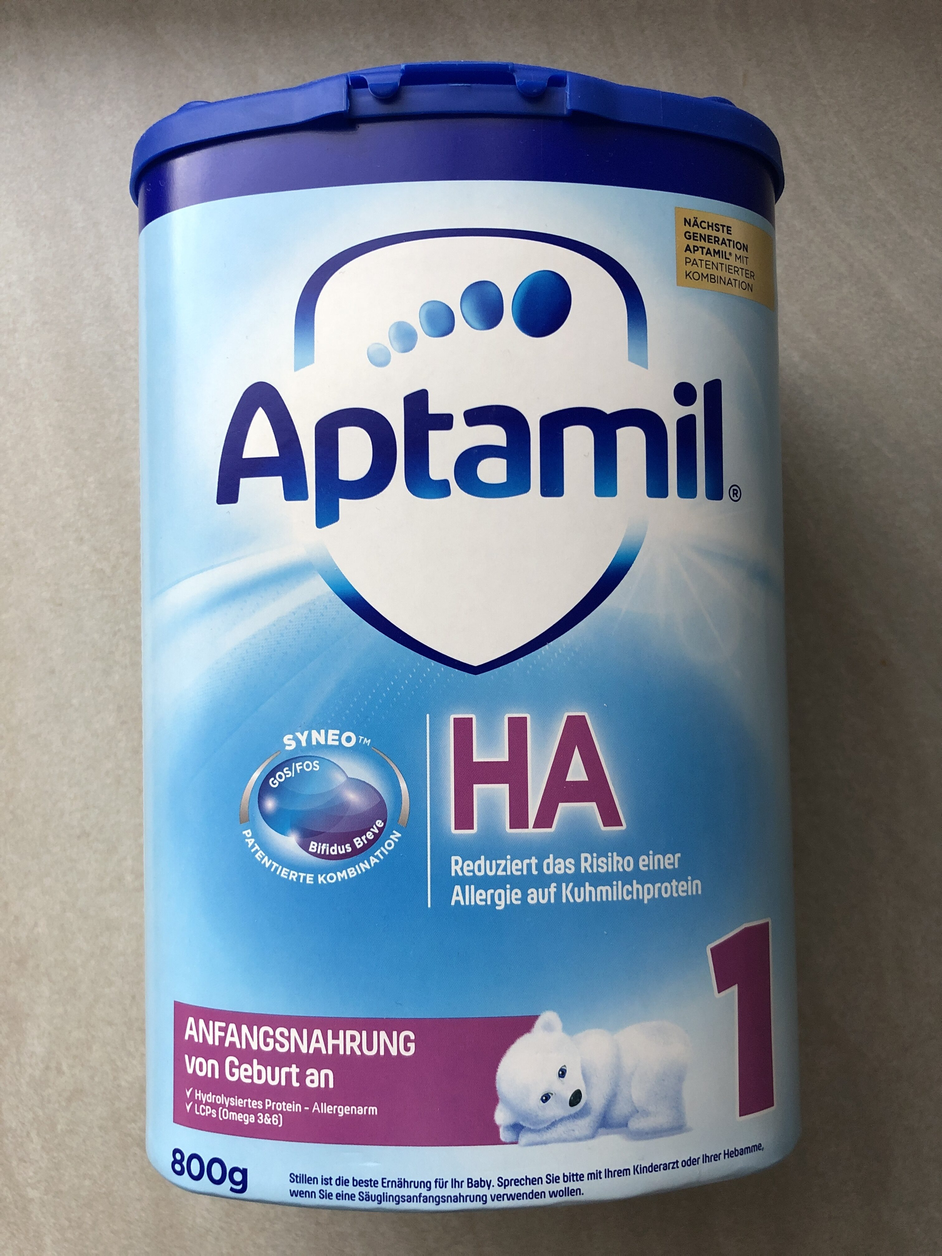 Aptamil - Produkt - de