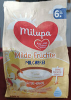 Milde Früchte Milchbrei - Produkt - de