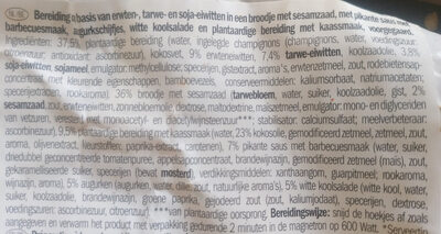 Next level burger - Ingrediënten - nl