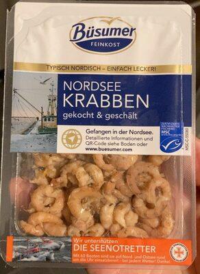 nordsee krabben gekocht & geschält - Produkt - en