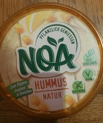 Hummus Natur - Product