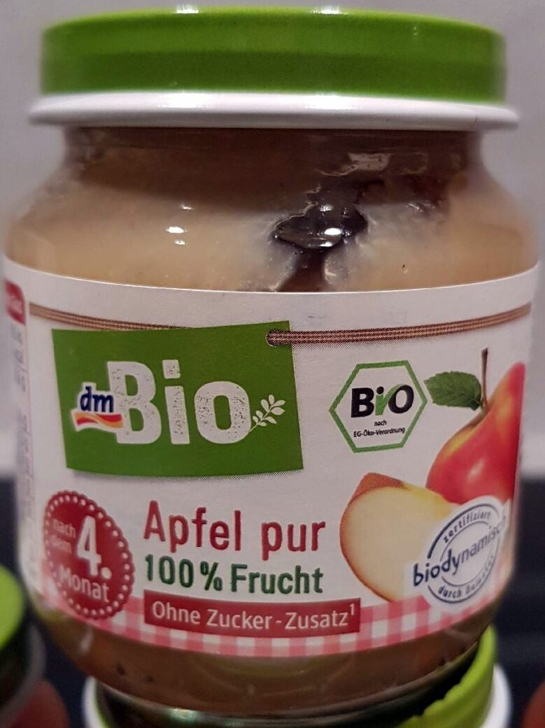 Apfel pur 100% Frucht - Produkt - de
