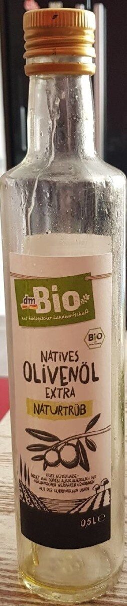 Natives olivenöl extra naturtrüb - Produit - fr