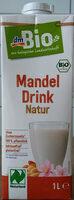 Mandel Drink natur - Product - de