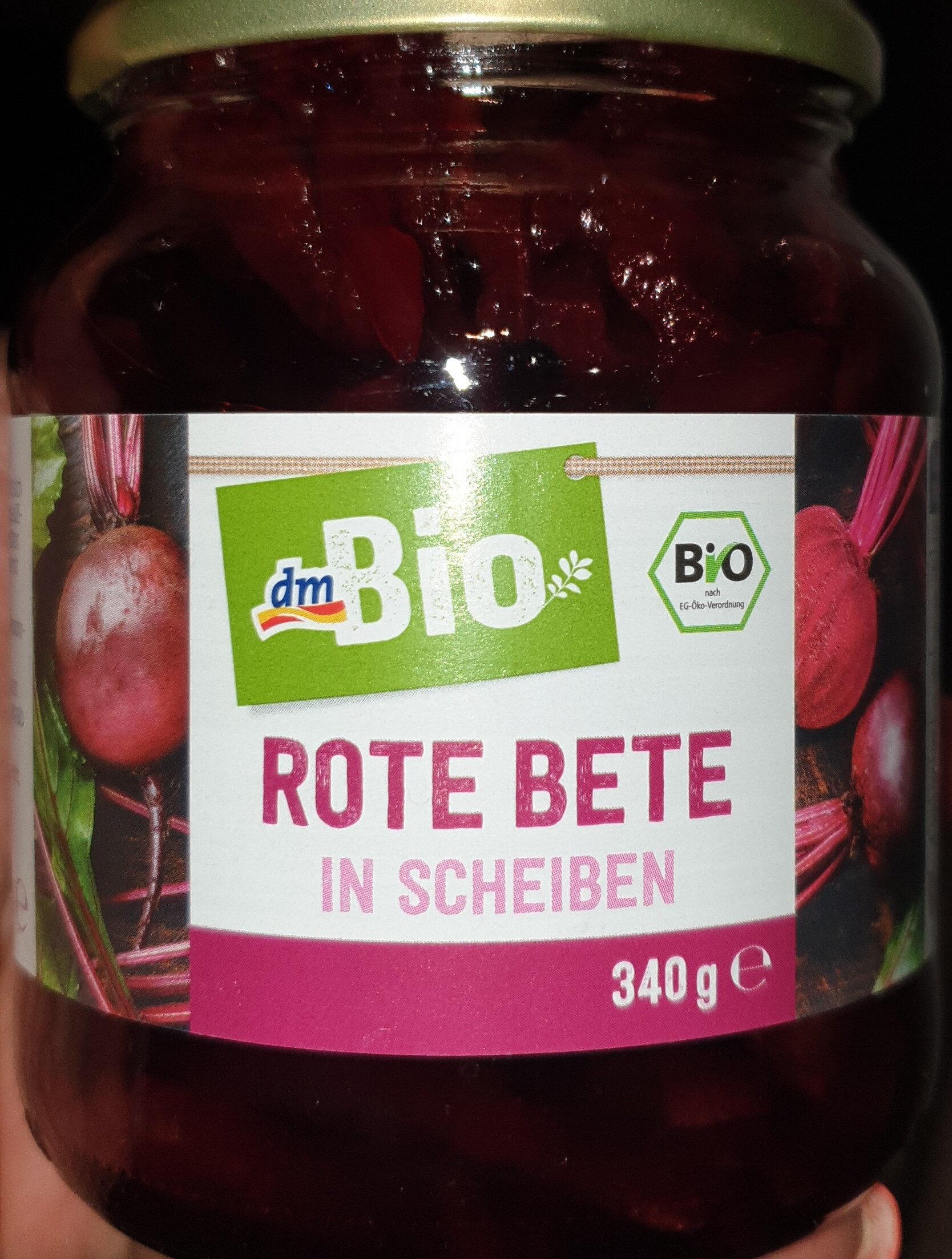 Rote Bete - Produit - fr
