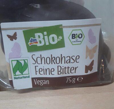 Schokohase Feine Bitter - Produit
