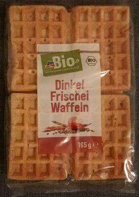 Dinkel Frischei Waffeln - Produit - fr