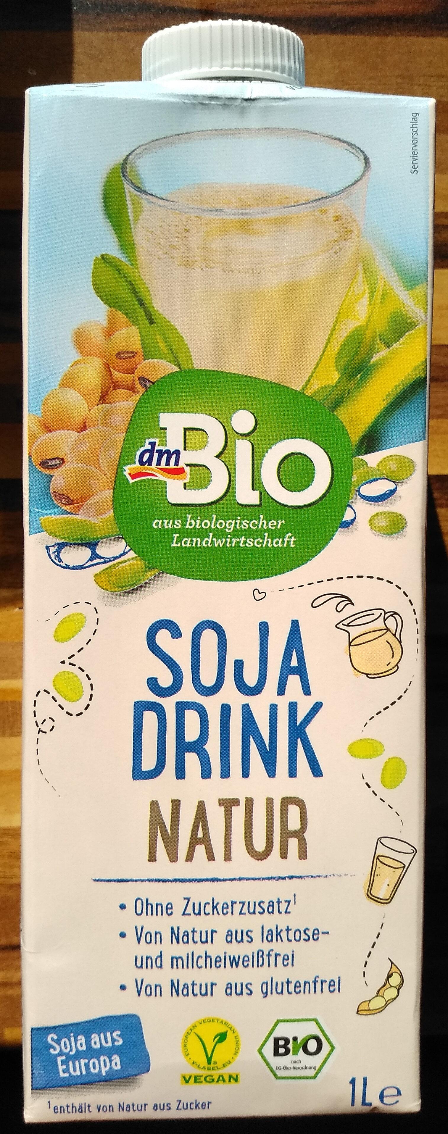 Soja drink natur - Produkt - de