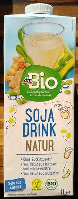 Soja drink natur - Produit - fr