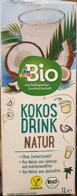 Kokos drink natur - Produkt