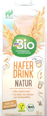Haferdrink Natur - Product