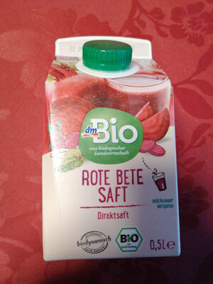 Rote Beete Saft - Product - en
