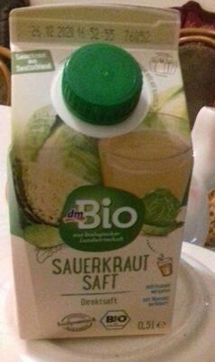 Sauerkraut saft - Produit - de
