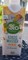 Kokos wasser mango - Produit - fr