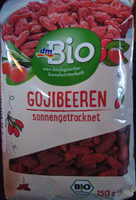 Gojibeeren - Produit - fr