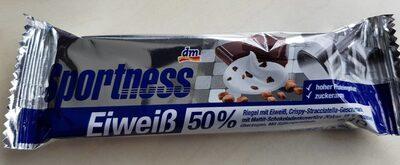 Sportness Eiweiss 50% - Product