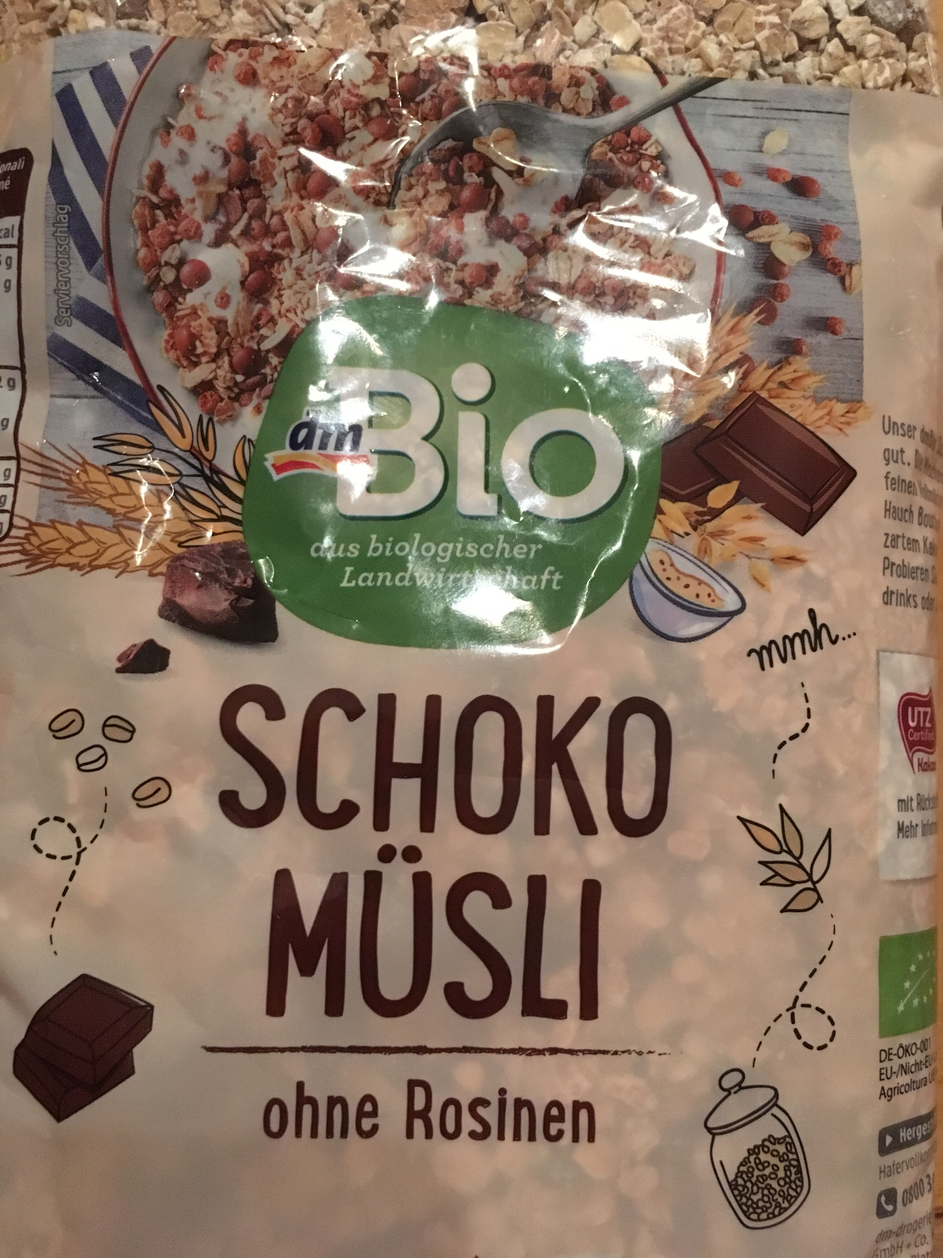 Schoko Müsli - Product - de